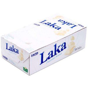 Chocolate Laka 20x20grs