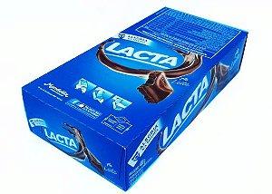 Chocolate Lacta ao Leite 20x20grs