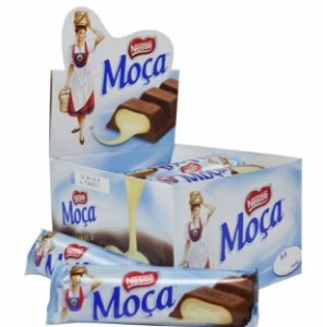 Chocolate Moça 24x38grs