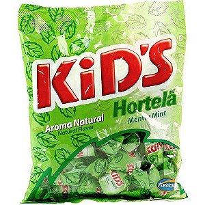 Bala Kids Hortelã 600grs