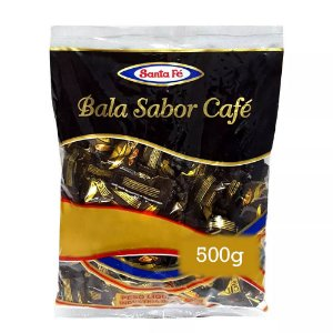Bala de Café Santa Fé 500g