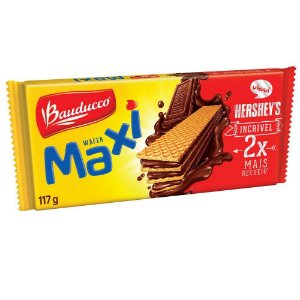 Wafer Maxi Chocolate 117 grs