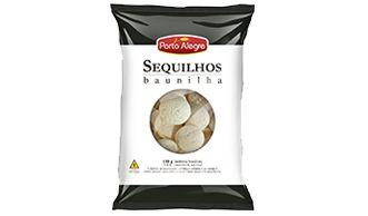BISCOITO SEQUILHOS BAUNILHA PORTO ALEGRE 28x100G