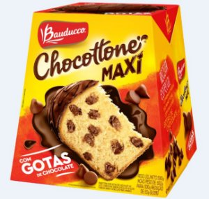 Chocottone Maxi Bauducco 500g