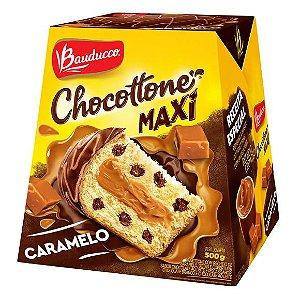 Chocottone Maxi Caramelo 500g - Bauducco