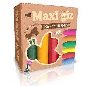 Maxi Giz com 12 cores