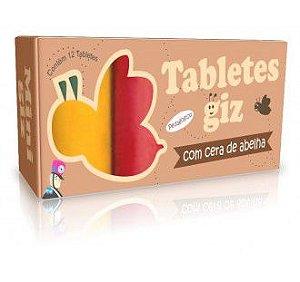 Tabletes de Cera com 12 Cores