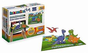 Quebra-Cabeça Interactive Play Fofossauros