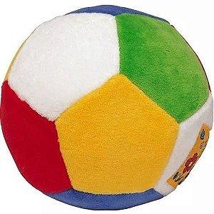 Primeira Bola Colorida, Macia e Sonora