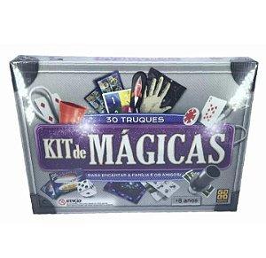Kit de Mágicas 30 Truques