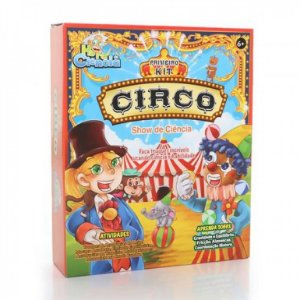 Primeiro Kit Circo - Hora Da Ciência