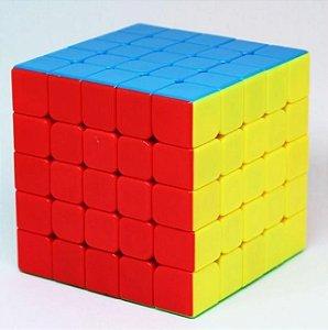 Cubo Mágico Demolidor 5x5x5 Profissional
