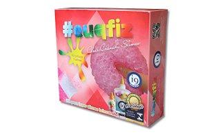 Fábrica de Slime Clear Crunchy Kit 1