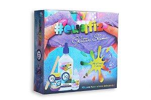Fábrica de Slime Glitter Kit 1