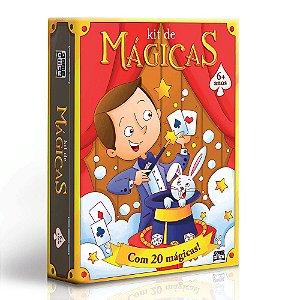 Kit de Mágicas 20 Truques