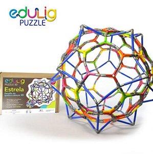 Edulig Puzzle 3D Estrela 332 peças