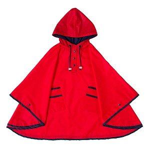 Capa de Chuva Kidsplash! Lisa Vermelha
