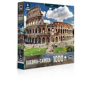 Quebra-Cabeça 1000 Peças Roma