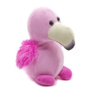 Flamingo Turminha Passarinhos