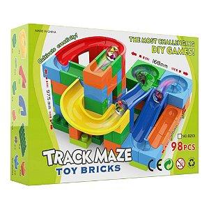 TrackMaze 98 Peças