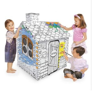 Diy Doodles House set