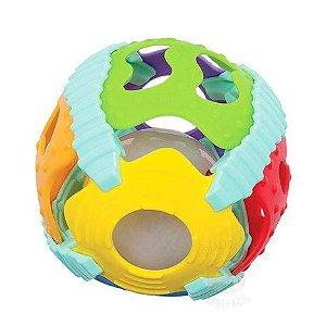 Baby Ball Multi Textura Colorido