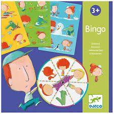 Bingo 4 Estações Djeco
