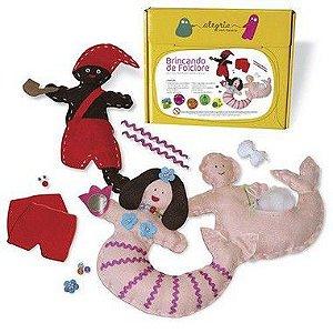 Brincando de Folclore