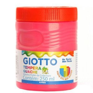 Tempera Guache Giotto 250ML Magenta