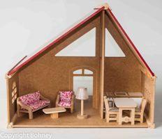 Casa Suiça com Móveis
