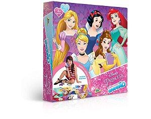 Quebra-Cabeça 48 Peças Grandão Princesas