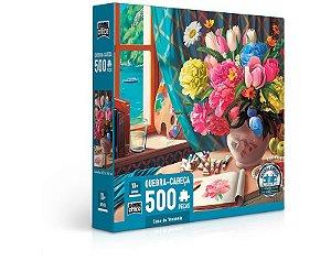 Quebra Cabeça 500 peças Casa de Veraneio