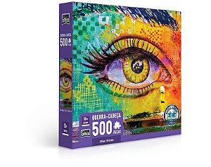 Quebra-cabeça 500 peças Olhar Urbano