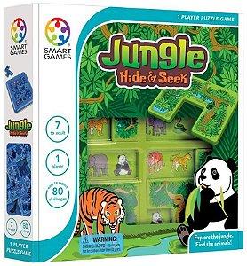 Hide & Seek Jungle Brincando na Selva