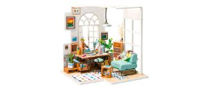 Diy Miniature House Sala