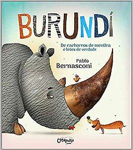 Burundi: De cachorros falsos e leões verdadeiros
