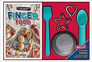 Finger Food: Receitas para Dividir com Amigos