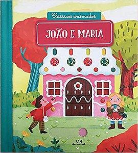 Clássicos animados: João e Maria