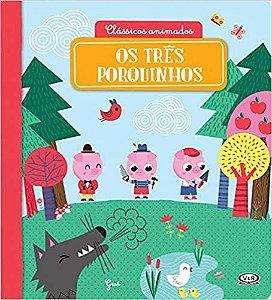 Clássicos Animados: Os Três Porquinhos