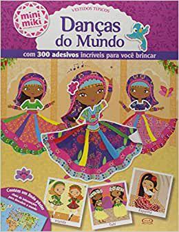 Vestidos Danças do Mundo
