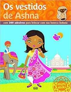 Os vestido de Ashna
