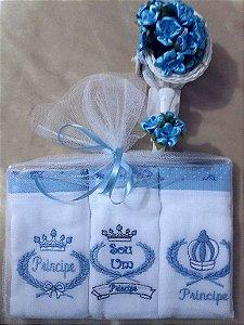 Fraldas pacote com 3