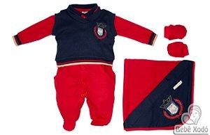 Saida Maternidade Escudo Sport Style