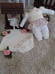 Saída de Maternidade - Jéssica 3 Peças