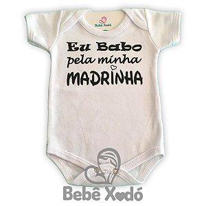 Body Eu Babo Pela Minha Madrinha