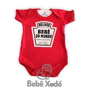 Body Melhor Bebê Do Mundo