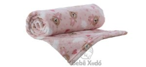 Manta Love Baby - Ursinha