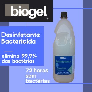 Desinfetante Bactericida 2 litros