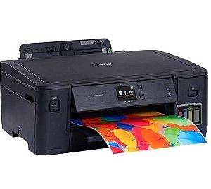 Impressora Multifunc Tanque De Tinta A3 Brother Hl T4000dw