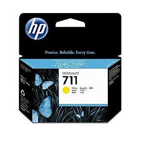 HP 711 Amarelo PLUK 29ml